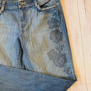 WHBM Blanc Jeans • Sz 10S